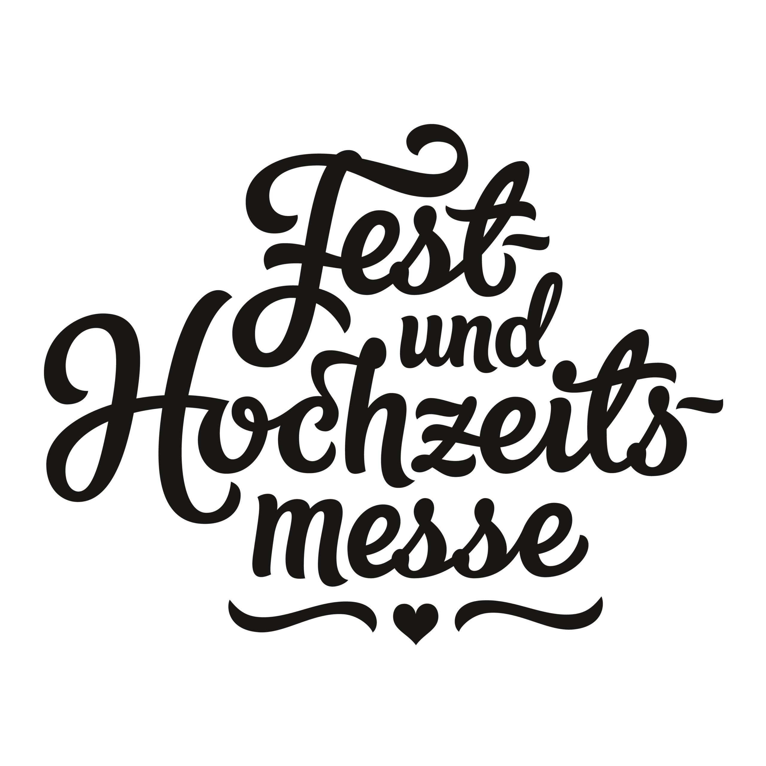 Fest- und Hochzeitsmesse Zürich 18. – 19. Januar 2020