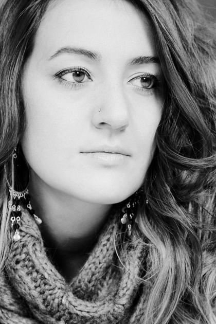 Tabea Vogel Sängerin aus Zürich